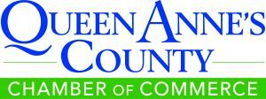Green and Blue QAC Chamber of Commerce Logo