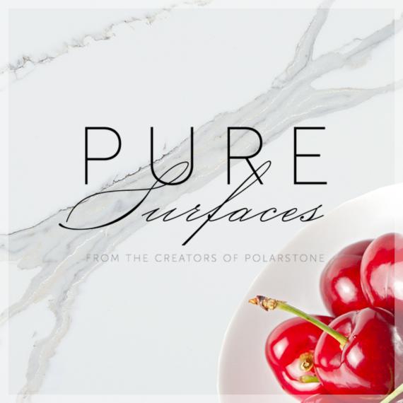 Pure Surfaces Portfolio Section