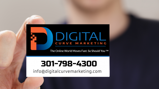 Contact Us Information for Digital Curve Marketing